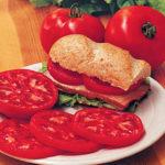 Tomato Steak Sandwich Hybrid